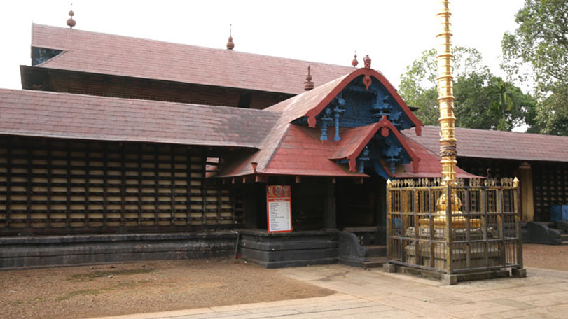 Top 10 Famous Temples in Kerala