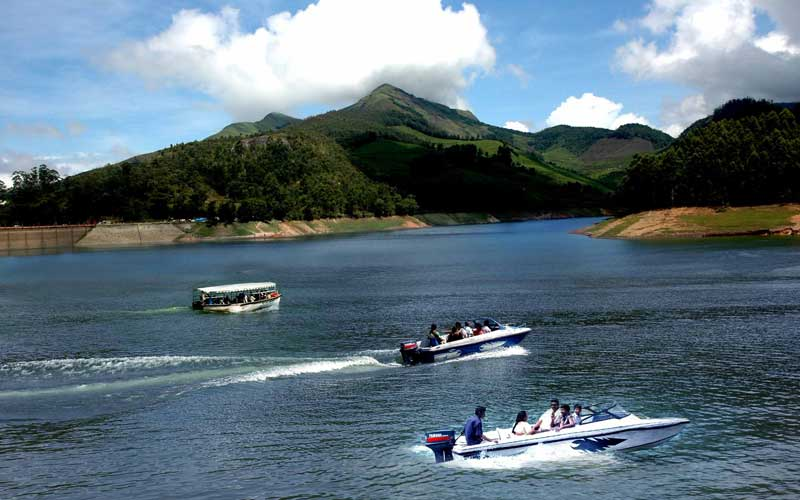 Thekkady For Honeymoon